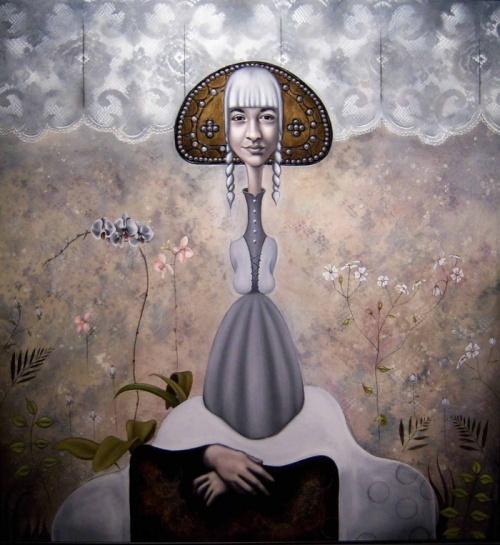 Работы художницы Tina Blondell (32 работ)