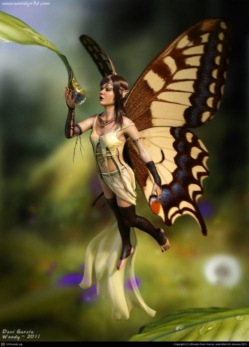 Artworks by Dani Garcia (Woodys3d) (18 работ)