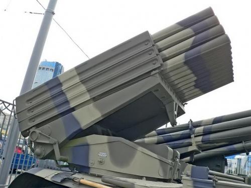 Советская система залпового огня БМ-21 Град (120 фото)