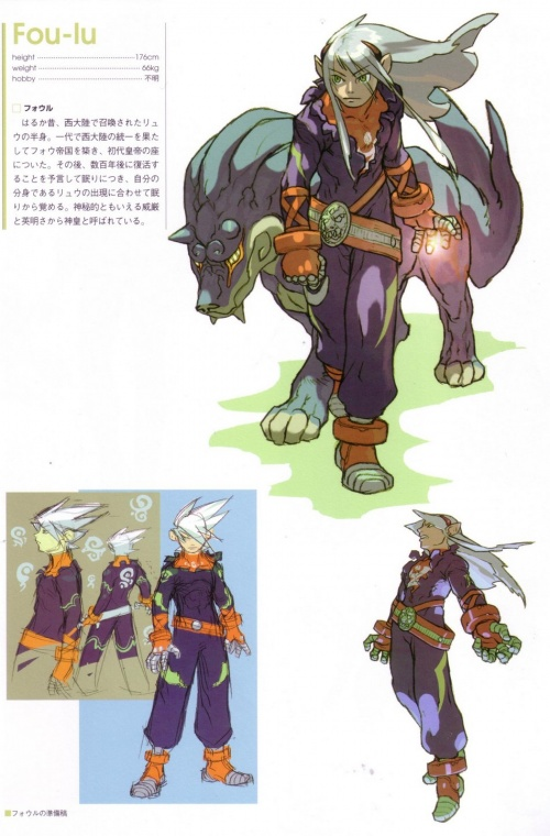 Breath of Fire. Official Complete Works (83 работ)