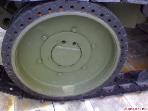 Советский легкий танк БТ-7 (105 фото)