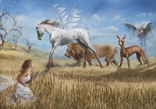 Artworks by Digital Artists # 10 (53 работ)