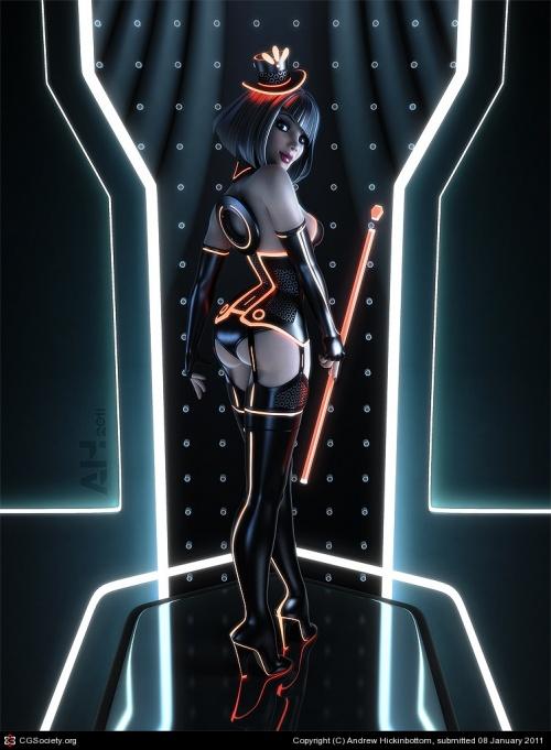 Artworks by Digital Artists # 9 (54 работ)