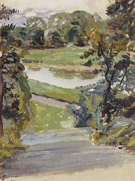 Русские художники. Борисов-Мусатов В.Э (97 работ)