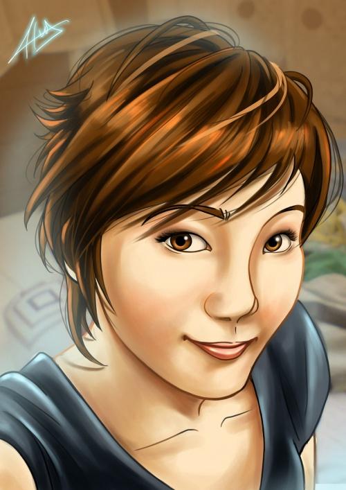 Chua Eng Han - красочные работы художника (88 работ)