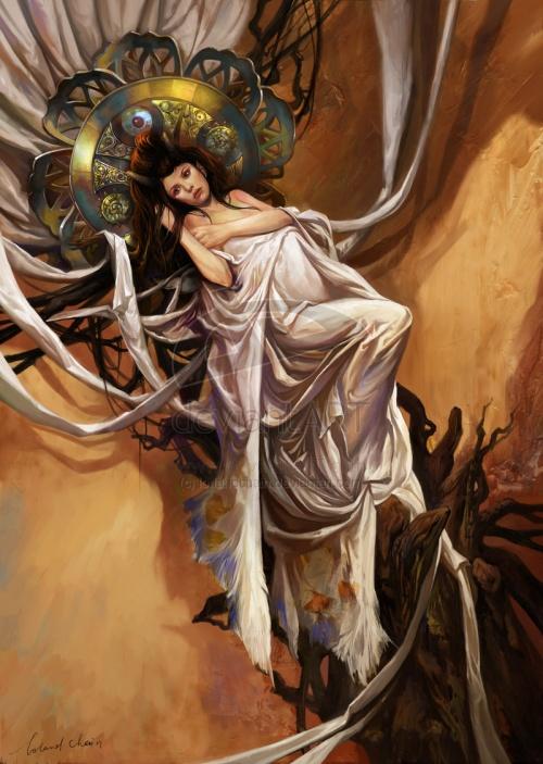 Fantasy Art by Chen Wei (80 работ)