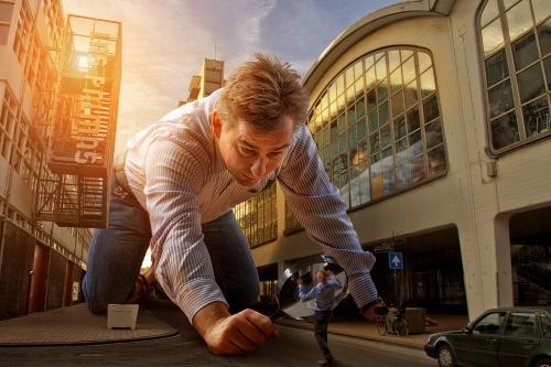 Работы голландского фотографа Adrian Sommeling (35 работ)