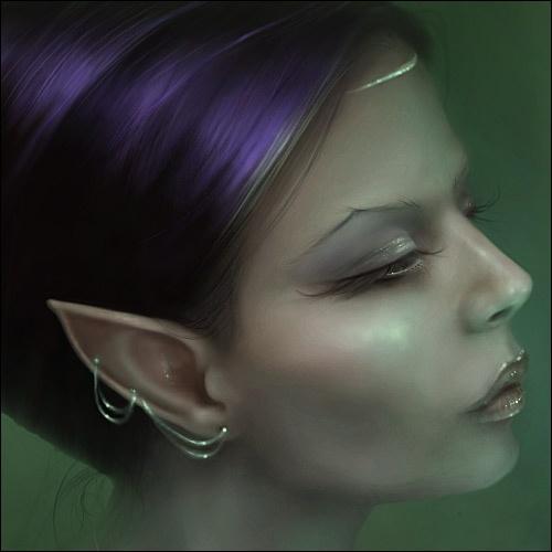 Digital Artist Benita Winckler (32 работ)