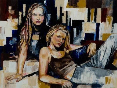 Artworks by Alexandra G. (92 работ)