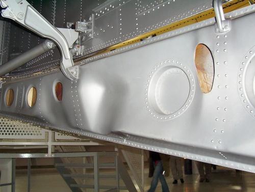 Американский стратегический бомбардировщик B-29A Superfortress (62 работ)