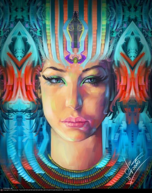 Artworks by Digital Artists # 14 (37 работ)
