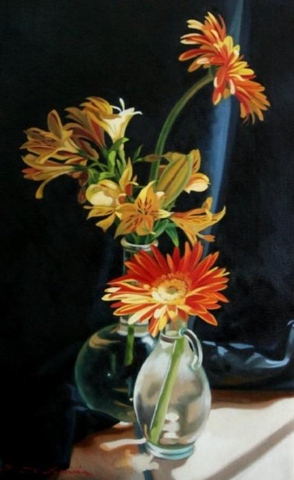 Итальянский художник Fulvio De Marinis (48 работ)