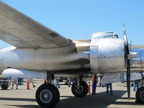 Американский штурмовик Douglas A-26B Invader (72 фото)