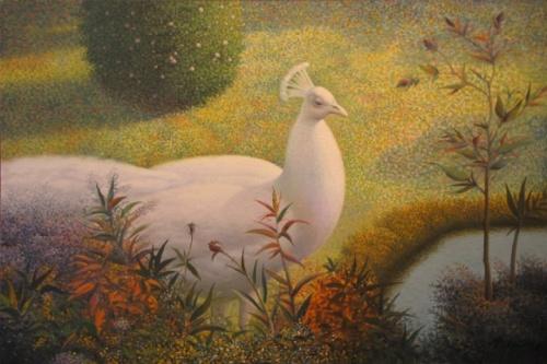 Художник-сюрреалист Евгений Гордиец (124 работ)