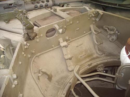 Американская САУ M10C Achilles (27 фото)