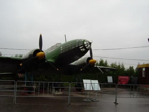 Советский бомбардировщик Ил-4 (34 фото)