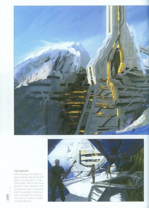 The Art of Mass Effect (178 работ)