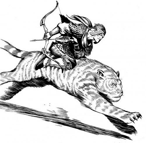 Иллюстратор Ilya Astrakhan (46 работ)