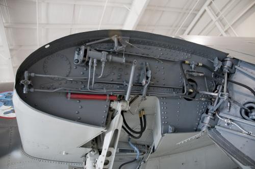 Американский бомбардировщик-торпедоносец Grumman TBM-3E Avenger (96 работ)