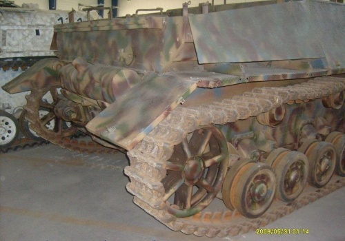 Немецкая противотанковая САУ Jagdpanzer IV (42 фото)