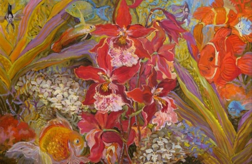 Работы художницы Марины Якименко (60 работ)