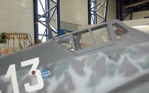 Немецкий истребитель Messerschmitt Bf.109G-6 (54 фото)