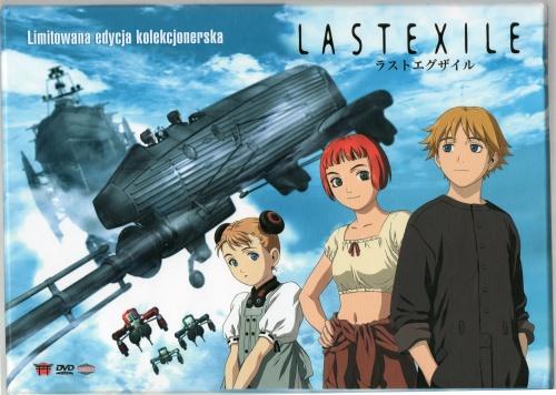 Last Exile (37 работ)