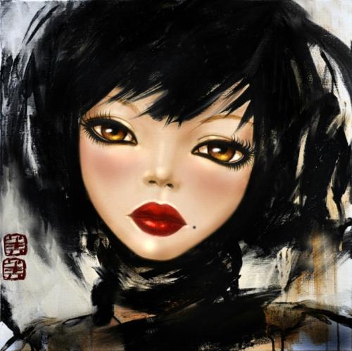 Художница Mimi Yoon (48 работ)