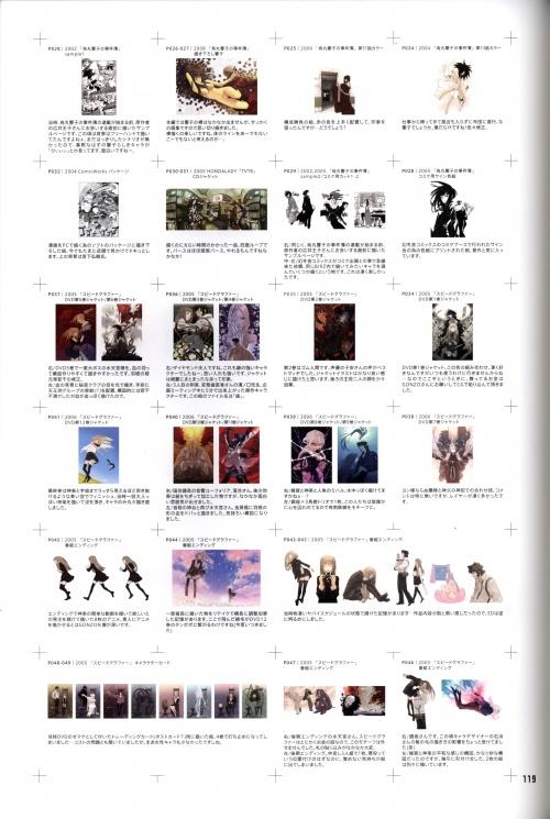 Kymg Yusuke Kozaki Illustrations Art Book (122 работ)