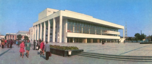 Взгляд на СССР 2 (150 фото)