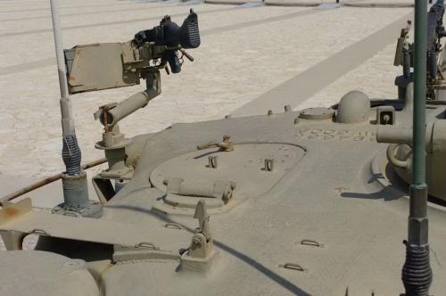 Американский основной танк M48A5 Magach 5 (47 фото)