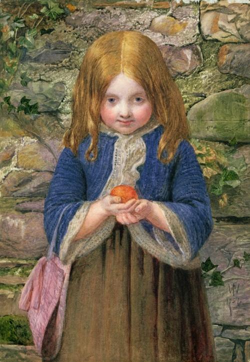 Английский художник John Dawson Watson (1832-1892) (59 работ)