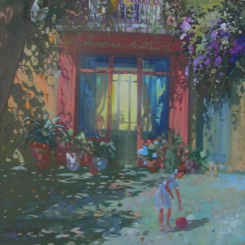 Французкий художник Laurent Parcelier (112 работ)