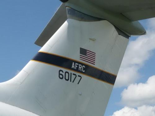 Американский транспортный самолет Lockheed C-141C Starlifter (202 фото)