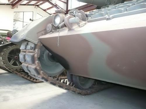Немецкий основной танк Leopard 1A1A4 (102 фото)