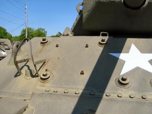 Американская САУ M10 Wolverine (25 фото)