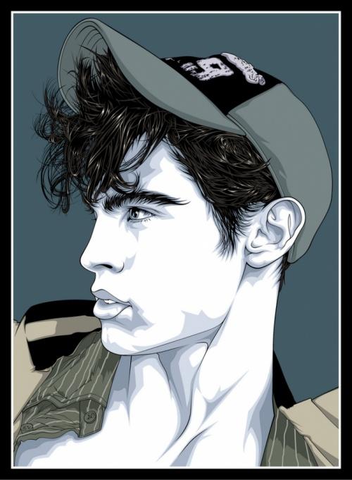 Поп-арт нового поколения Mel Marcelo (45 работ)