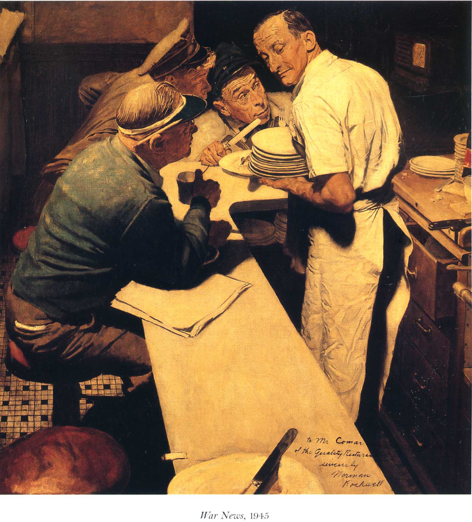 the life of norman rockwell Norman percevel rockwell (february 3, 1894  rockwell is prominent for the cover illustrations of everyday life scenes he created  paintings by norman rockwell.