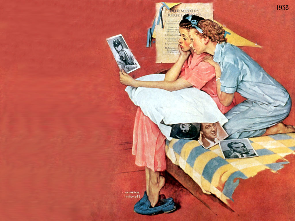the life and works of norman rockwell