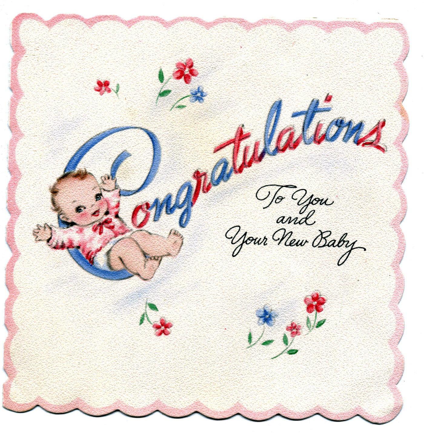 Поздравления с новорожденным на немецком