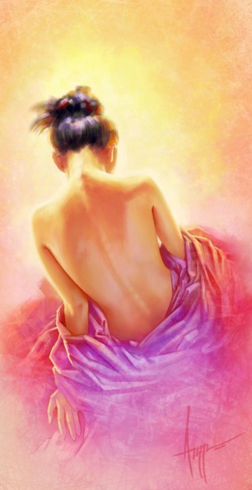 Стив Аргайл (Steve Argyle) - цифровой художник (США) (122 работ)