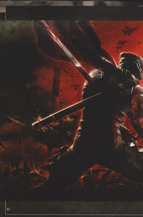Ninja Gaiden 3: Prima Official Game Guide (50 работ)