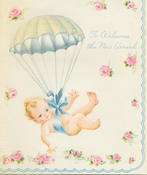 Картинки для открытки новорожденному 398
