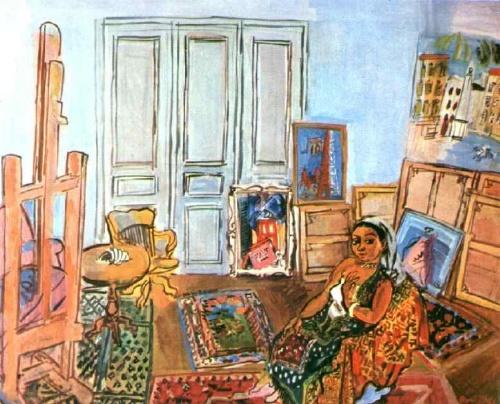 Рауль Дюфи   XIX-XXe   Raoul Dufy (103 работ)