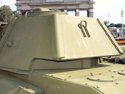 Советский легкий танк Т-70 (130 фото)