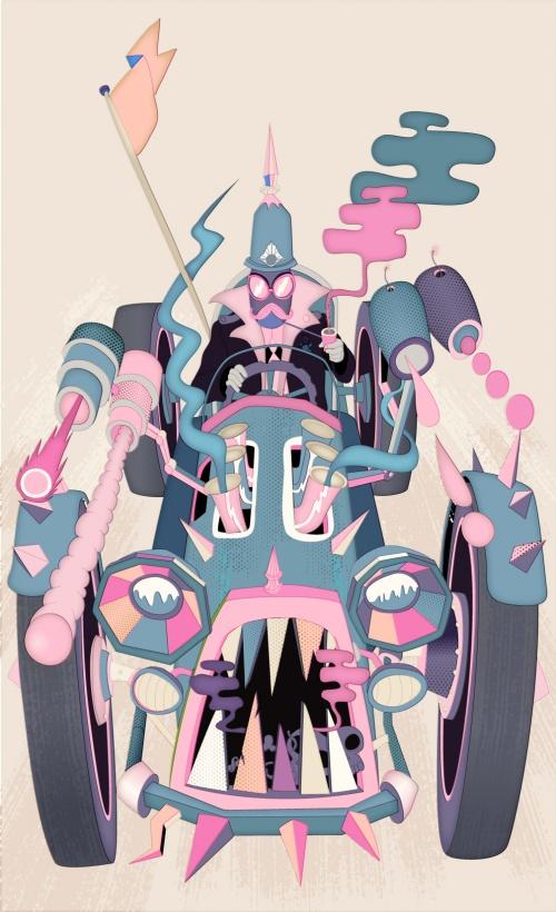 Иллюстрации Стива Скотта (Steve Scott) (38 работ)
