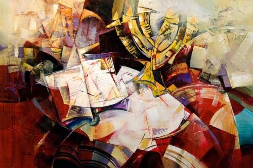 Работы художника Nathan Brutsky (210 работ)