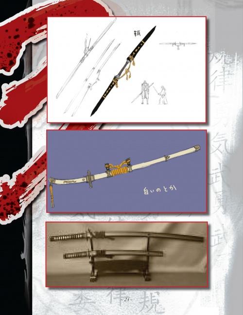 Way of the Samurrai 3. The Art (50 работ)