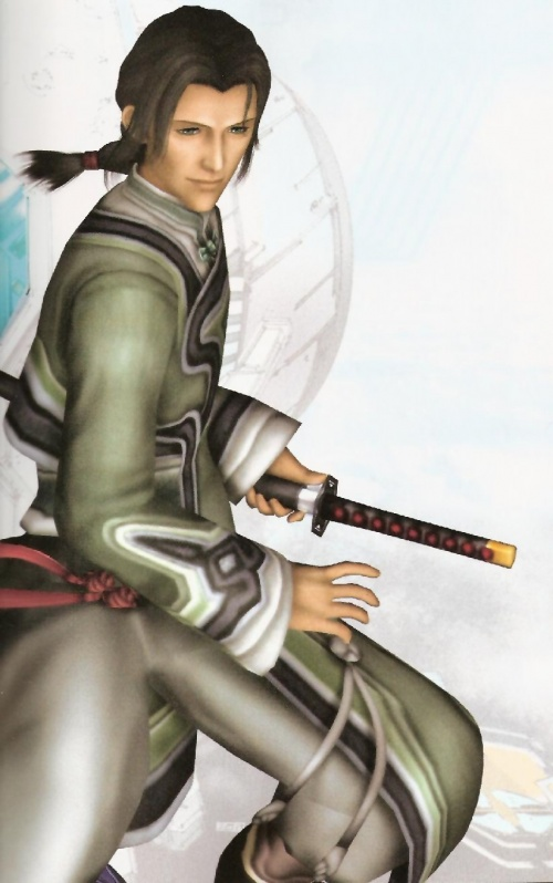 The art of Xenosaga Episode III Also sprach Zarathustra (Limited edition art book, III) (53 работ)