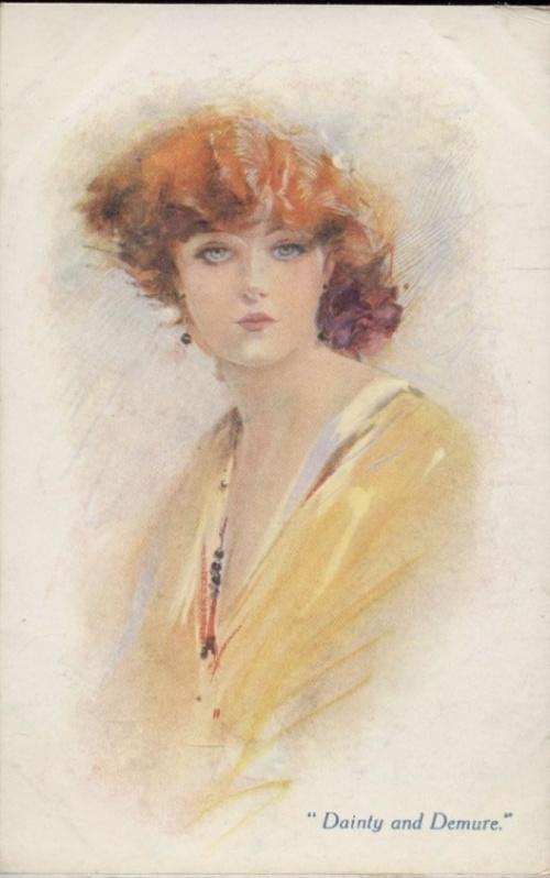 Английский художник William Henry Barribal (1873 - 1956) (44 работ)